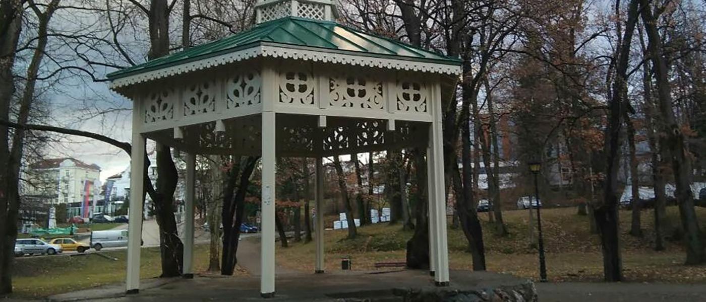 JelaDOM Muzicki paviljon Vrnjacka Banja