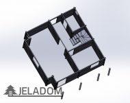 Grabovac 3D prizemlje