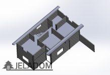 Kamenica sprat 3D