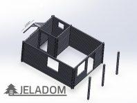 Uvac 3D prizemlje